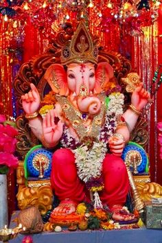 Shri Ganesh Images, Ganesha Pictures, Ganesh Lord, Sri Ganesh, Lord Shiva, Baby Ganesha, Ganesha Art, Ganpati Bappa Wallpapers, Happy Ganesh Chaturthi Images