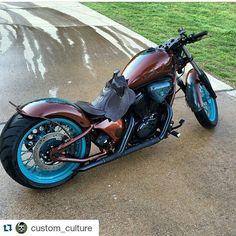 VT 600 Custom Honda Bobber, Bobber Bikes, Bobber Motorcycle, Harley Davidson Motorcycles, Custom Motorcycles, Custom Bikes, Custom Choppers, Shadow Bobber, Honda Shadow