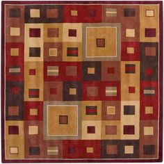 9 Best Square Area Rugs Images On Pinterest Wool Rugs Modern Rugs