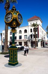Walking map for Historic Riverside CA                         This is a beautiful Seth Thomas clock