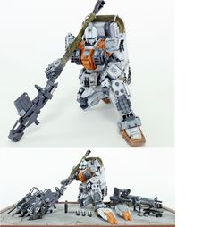 [GBWC2016 JAPAN] 1/100 Gunpla Diorama: FOREFRONT STATIC DISPLAY. Custom Work by HH_innov. Big Size Images, Info http://www.gunjap.net/site/?p=312942