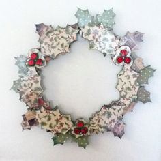 Kaisercraft wreath