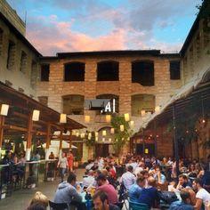Anker't, Ruin Bar and Beer Garden, Terézváros, Budapest
