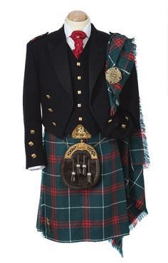 Welsh Kilts | Dyfed Menswear