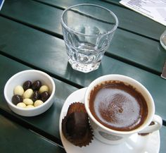 Café en Estambul