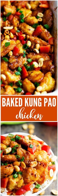 Sweet and Spicy and literally BETTER than any takeout you will ever have!!