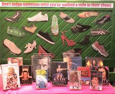 1000 Images About School Library Book Displays On