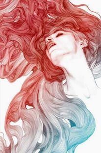 Este temporal a destiempo, estas rejas en las niñas  de mis ojos, esta pequeña historia de amor que se cierra como un abanico que abierto mostraba a la bella alucinada: la más desnuda del bosque en el silencio musical de los abrazos. ( Alejandra Pizarnik )
