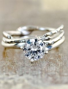 Unique engagement rings say wow 27