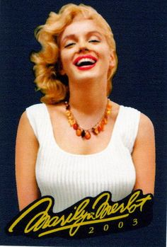 "Marilyn ""Merlot"" wine label"