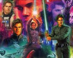 Jacen Solo by noin Darth Caedus, Jacen Solo, Rachel Star, Star Wars Stickers, Han And Leia, Star Wars Concept Art, Fanart, Star Wars Rpg, Star Wars Images