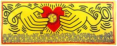 "Keith Haring ""Love is Colder than Capital"" at Kunsthaus Bregenz"