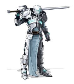 Templars might acquire advanced technology as they begin the crusade in the US (RPG concept)