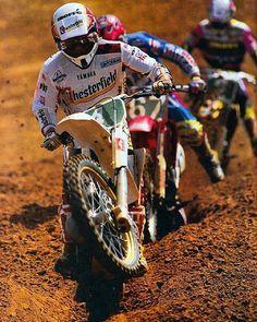 """""""Alex Puzar, Greg Albertyn & Bob Moore 1993"""