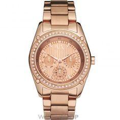 Ladies' Armani Exchange Rose Bold Watch