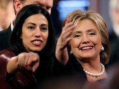 The FBI needs to serve Huma Abedin with a search warrant  anything less is unfair