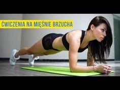 █▬█ █ ▀█▀ 7 Najskuteczniejszych ćwiczeń na płaski brzuch: Sylwia Szostak [Projekt Befit] - YouTube