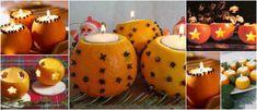 Aprende cómo hacer velas aromáticas con cascaras de naranjas