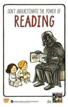 Don't Underestimate the Power of Reading.