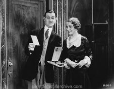 MR. BRIDE (1932) with Charley Chase and Muriel Evans.
