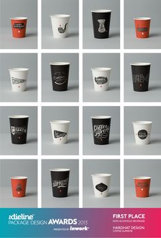 The Dieline Package Design Awards 2013: Non-Alcoholic Beverage, 1st Place - Coffee Supreme - The Dieline -