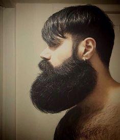 for men who love long bearded men Epic Beard, Full Beard, Great Beards, Awesome Beards, Well Groomed Beard, Sexy Bart, Long Beard Styles, Beard Art, Hipster Beard