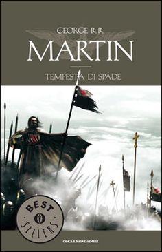 Tempesta Di Spade George R.R.Martin (Trono di Spade libro 3 parte 1) http://www.goodreads.com/book/show/3704042-tempesta-di-spade