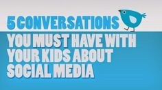 Five Conversations You MUST Have With Your Kids About Social Media - MODERN MINISTRY