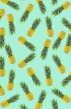 Fond d 39 cran ananas ananasworld pinterest for Art minimaliste pdf