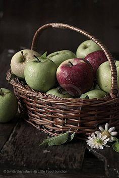 A Basket of Apples, via Flickr.