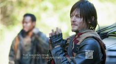 Daryl and his magic poncho Daryl Dixon Walking Dead, The Walking Dead 3, Walking Dead Season, Talking To The Dead, Falling Out Of Love, Dear Future Husband, Stuff And Thangs, Norman Reedus, Note To Self