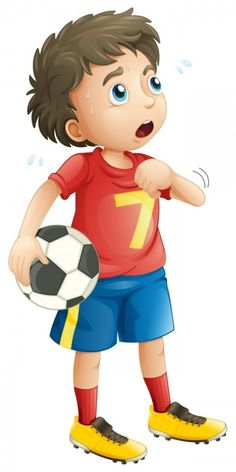 Most children love to play football, as well as watch them, with us now cartoon images for kids football players, I do that because i love kids, You will find m