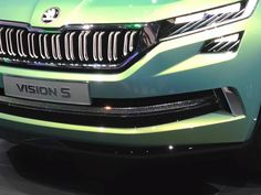 SKODA VisionS Vehicles, Car, Vehicle