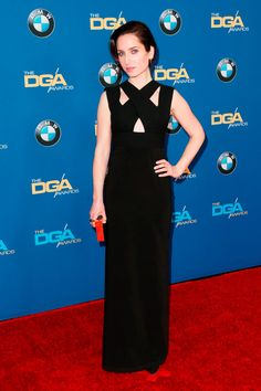 Actress Zoe Lister-Jones attends the 68th Annual Directors Guild Of America Awards at the Hyatt Regency Century Plaza on February 6, 2016 in Los Angeles, California. (Photo by Frederick M. Brown/Getty Images)