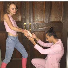 Lily-Rose Depp's Instagram