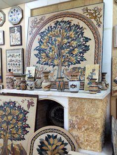 Mosaic from Madaba, Jordan