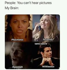 Vampire Diaries Workout, Vampire Diaries Books, Klaus From Vampire Diaries, Vampire Diaries Poster, Vampire Diaries Wallpaper, Vampire Diaries Seasons, Vampire Diaries Funny, Vampire Diaries The Originals, Niklaus Mikaelson Quotes