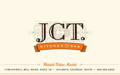 JCT. Kitchen and Bar 1198 Howell Mill Road Atlanta, GA 30318 404.355.2252 Atlanta Restaurants, Great Restaurants, Atlanta Bars, King George Ii, Georgia On My Mind, My Kind Of Town, Bakery Cafe, Places To Eat, Fine Dining