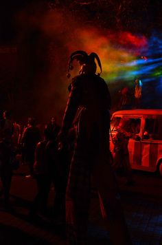 Halloween Horror Nights 2012 by Knoxley, via Flickr (bucket list event, need to go to HHN at least once!)