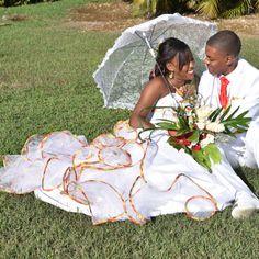 Rode de mariée madras