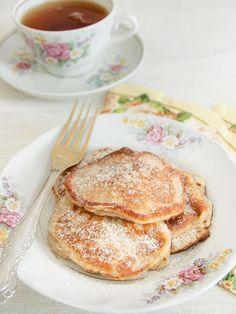 Recette : Pancakes parfumés - Une recette de cuisine Marmiton