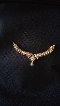 Jewelry Design Earrings, Gold Earrings Designs, Gold Jewellery Design, Pendant Jewelry, Beaded Jewelry, Antique Jewellery Designs, Gold Mangalsutra Designs, Gold Chain Design, Gold Pendants