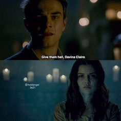 """""""Acaba com eles, Davina Claire"""""""