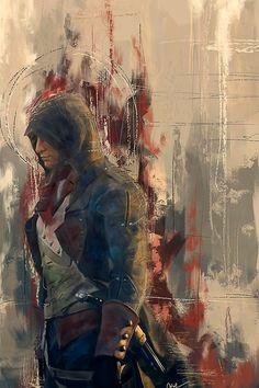 Assassin's Creed Unity: Arno Dorian -Wisesnail