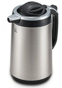 Tiger Thermal Insulated Carafe Carafe, Cooker, Top, Handle, Satin, Stainless Steel, Button, Glass, Products