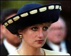 Princess Diana in Korea, November 1992