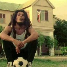 Bob Marley at his home, which is now the location of the Bob Marley Museum, 56 Hope Road. #jamaica