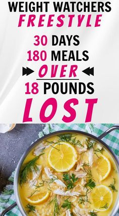 Here's a Weight Watchers Freestyle 30 Day Meal Plan with over 180 SmartPoint Mea. Here's a Weight Watchers Freestyle 30 Day Meal Plan with over 180 SmartPoint Meals & Recipes that Weight Loss Meals, Best Diet Plan For Weight Loss, Meal Plans To Lose Weight, Healthy Food To Lose Weight, How To Lose Weight Fast, Losing Weight, Lose Fat, Recipes For Weight Loss, Plats Weight Watchers