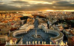Living La Dolce Vita in the City of Love, the Eternal City, or the City of Seven Hills - soak up the fantastic atmosphere of Rome