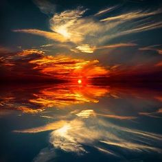 "Good Morning!   (no words - ""sunrise"")"